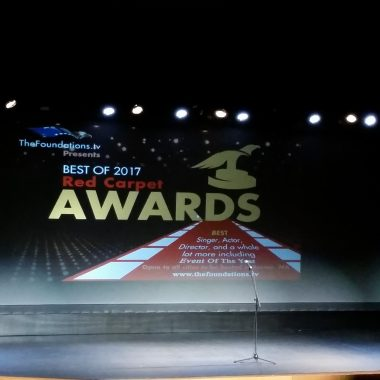 Best of 2017 Red Carpet Awards